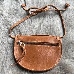 New Madewell Convertible Crossbody Belt Bag